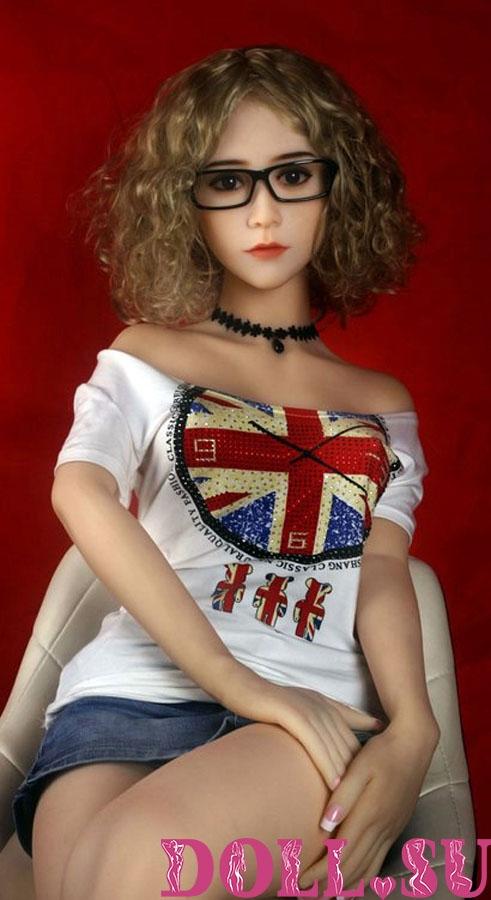 Секс-кукла с Голосом и Подогревом Калерия 156 см TPE-Силикон - 1