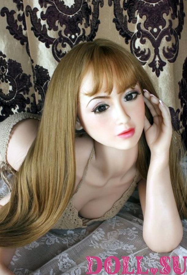 Секс-кукла с Голосом и Подогревом Рената 145 см TPE-Силикон - 14