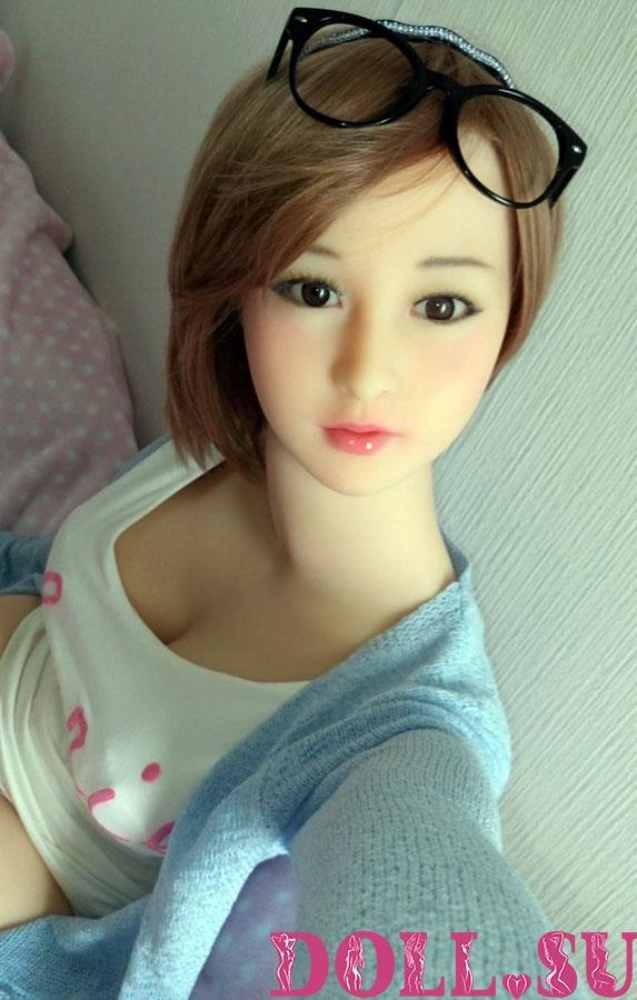 Секс-кукла с Голосом и Подогревом Руфина 145 см TPE-Силикон - 9