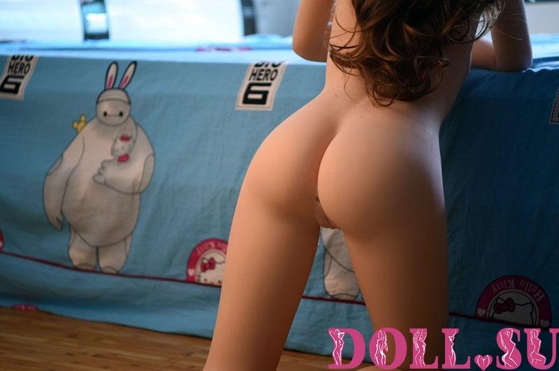 Секс-кукла с Голосом и Подогревом Инга 156 см TPE-Силикон - 16