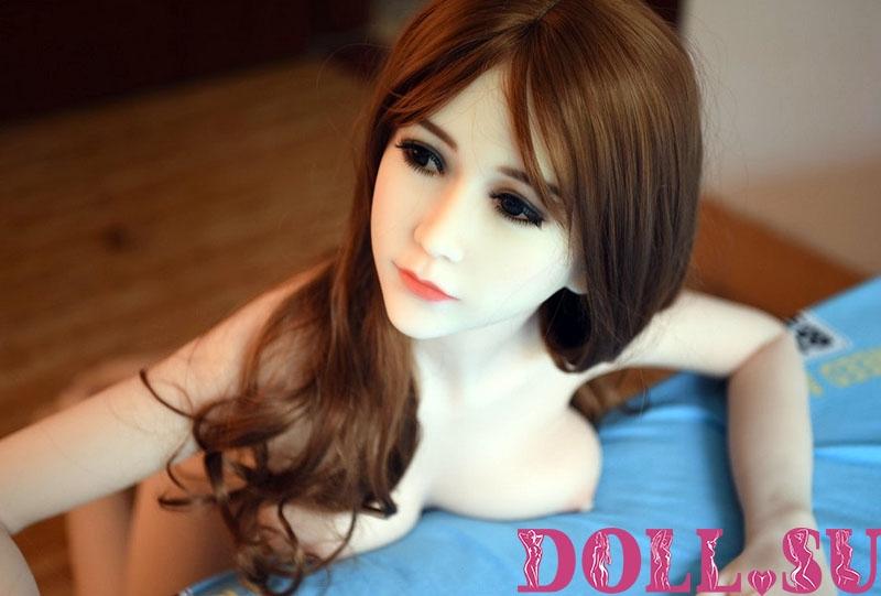 Секс-кукла с Голосом и Подогревом Инга 156 см TPE-Силикон - 12