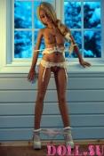 Секс кукла Иветта 140 см - 10