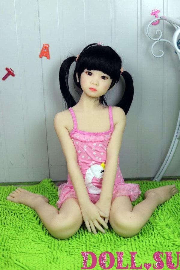 Мини секс кукла Алика 108 см - 4