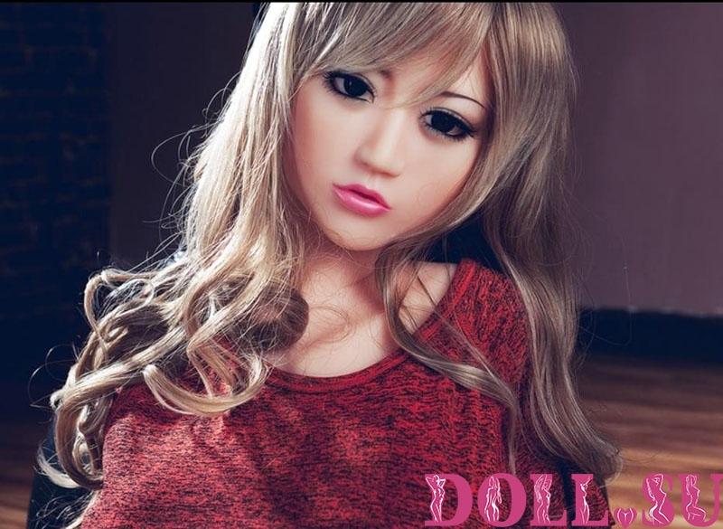 Секс-кукла с Голосом и Подогревом Стилара 145 см TPE-Силикон - 1