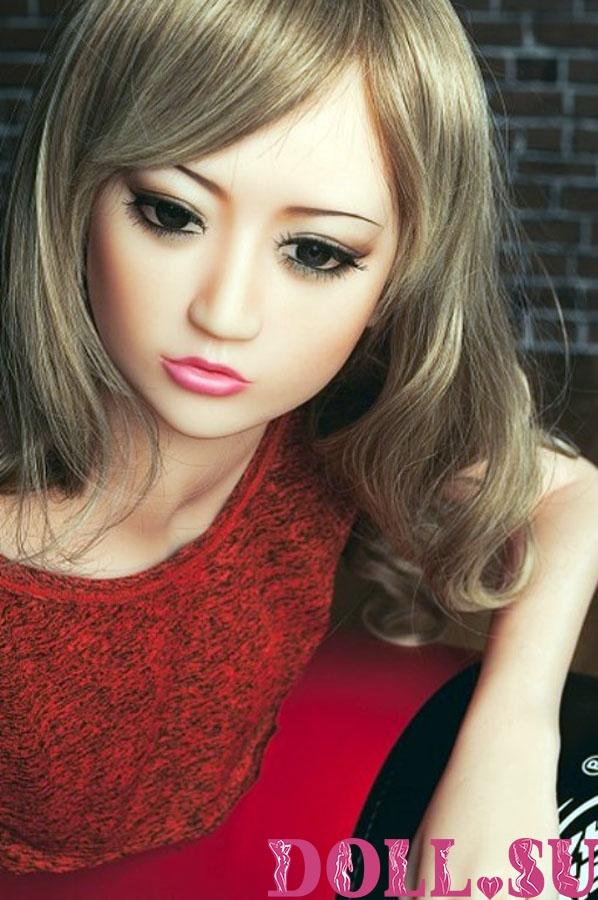 Секс-кукла с Голосом и Подогревом Стилара 145 см TPE-Силикон - 4