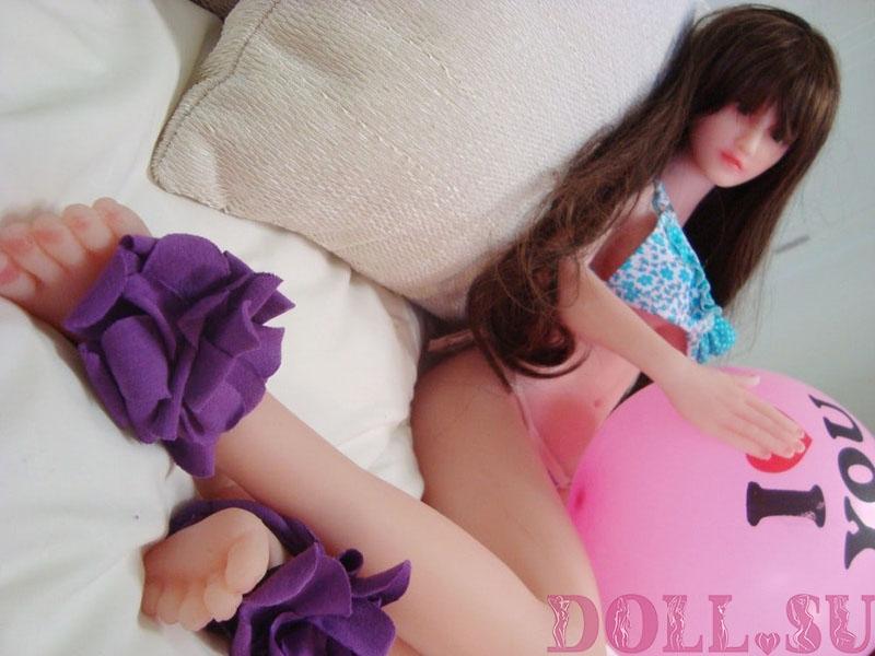 Мини секс кукла Марисса 75 см - 5