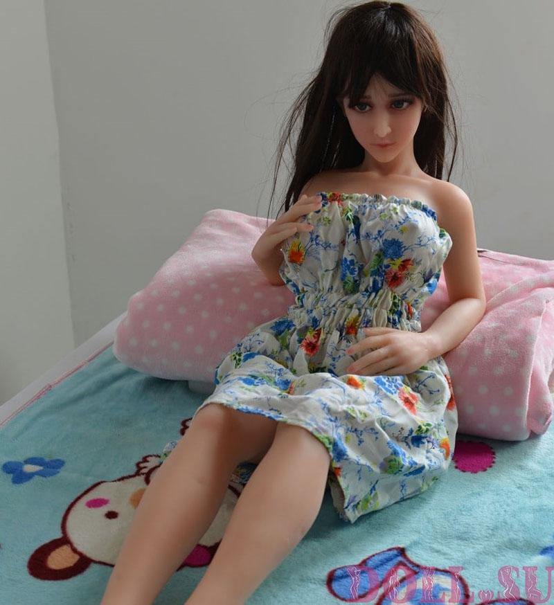 Мини секс кукла Мадина 110 см - 1