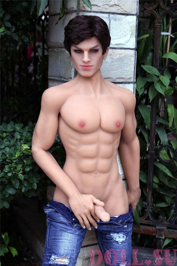 Секс кукла мужчина Джек 160 см - 15