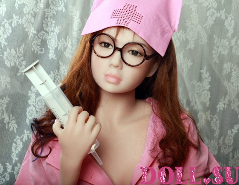 Секс-кукла с Голосом и Подогревом Джаннет 160 см TPE-Силикон - 10