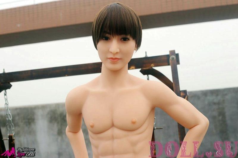 Секс кукла мужчина Девид 160 см - 9
