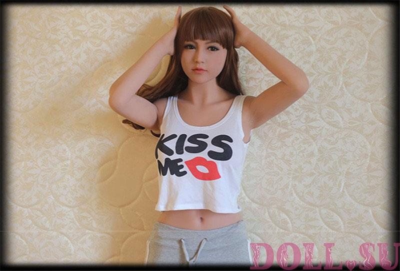 Секс кукла Несса 146 см - 3