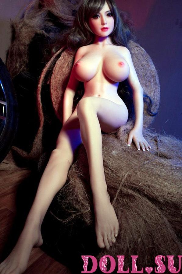 Секс-кукла с Голосом и Подогревом Люсетта 118 см TPE-Силикон - 6