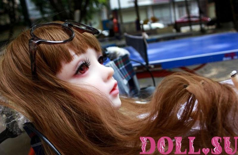 Секс-кукла с Голосом и Подогревом Алесса 111 см TPE-Силикон - 10
