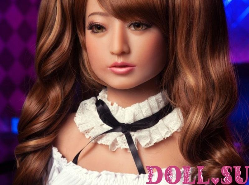 Секс-кукла с Голосом и Подогревом Ксилла 145 см TPE-Силикон - 2