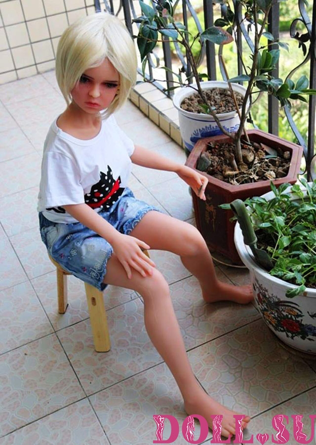 Мини секс кукла Туся 110 см - 2