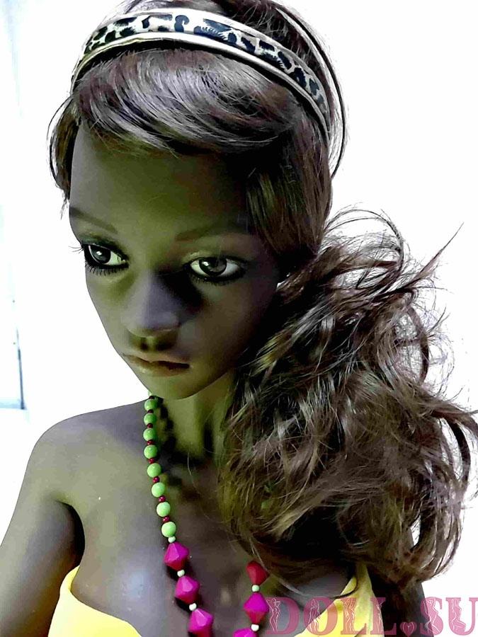 Секс кукла Имани 132 см - 3