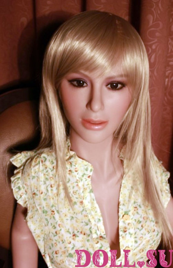 Секс-кукла с Голосом и Подогревом Аливера 145 см TPE-Силикон - 13