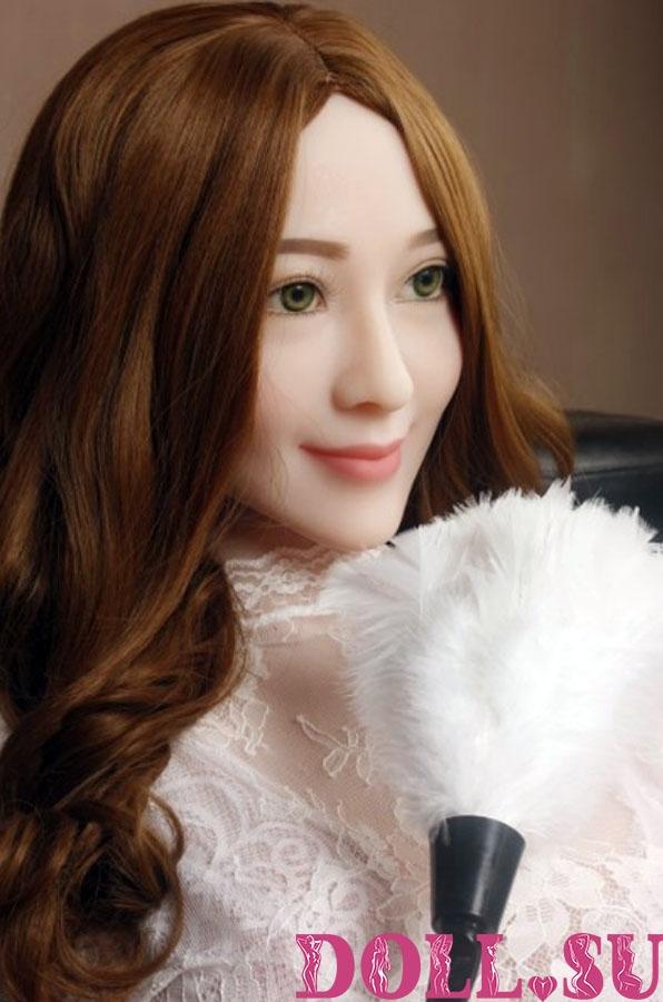 Секс-кукла с Голосом и Подогревом Арлет 160 см TPE-Силикон - 1