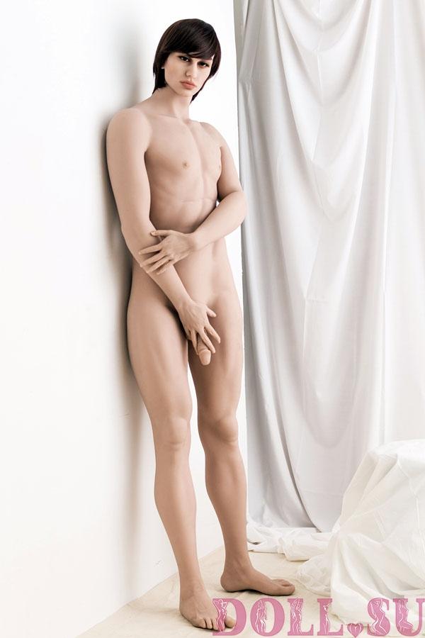 Секс кукла мужчина Руслан 175 см TPE-силикон - 3