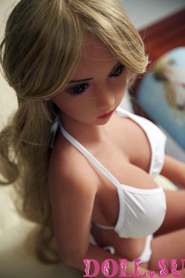 Мини секс кукла Офелия 100 см - 9