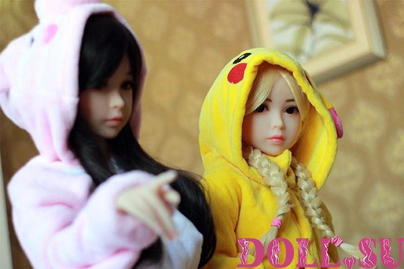 Мини секс кукла Виолла 100 см - 3