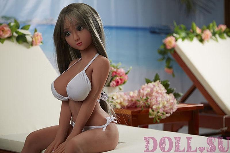 Мини секс кукла Гитта 100 см - 3