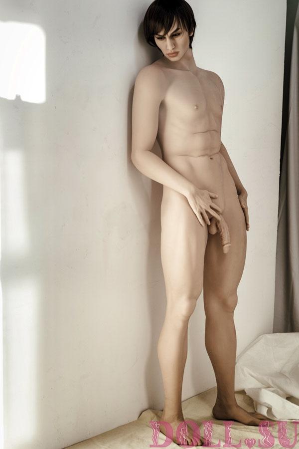 Секс кукла мужчина Руслан 175 см TPE-силикон - 5