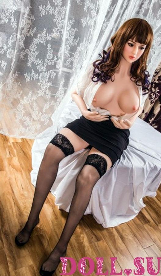 Секс-кукла с Голосом и Подогревом Асселина 170 см TPE-Силикон - 2