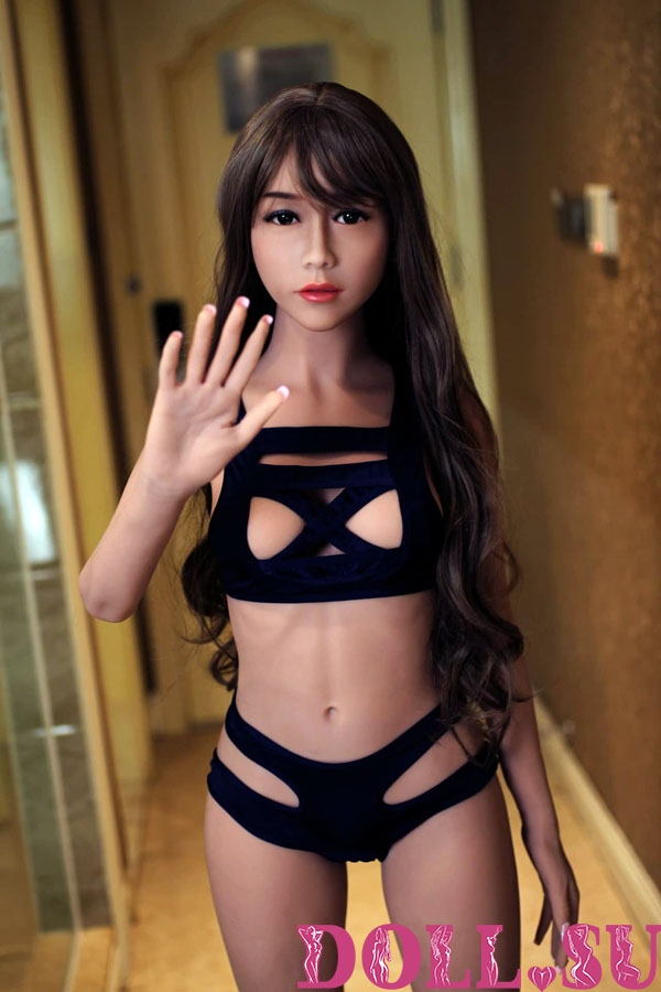 Секс-кукла с Голосом и Подогревом Инга 156 см TPE-Силикон - 10