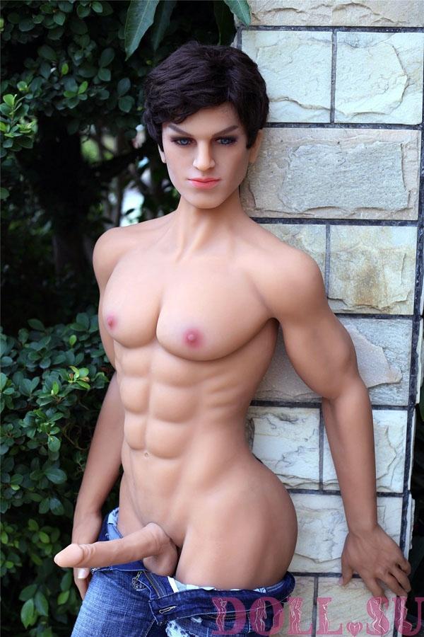 Секс кукла мужчина Джек 160 см - 8