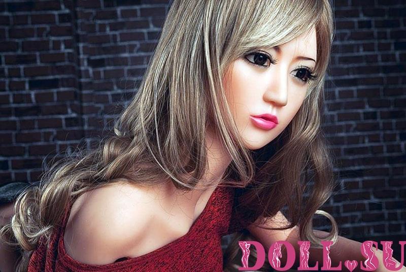Секс-кукла с Голосом и Подогревом Стилара 145 см TPE-Силикон - 12