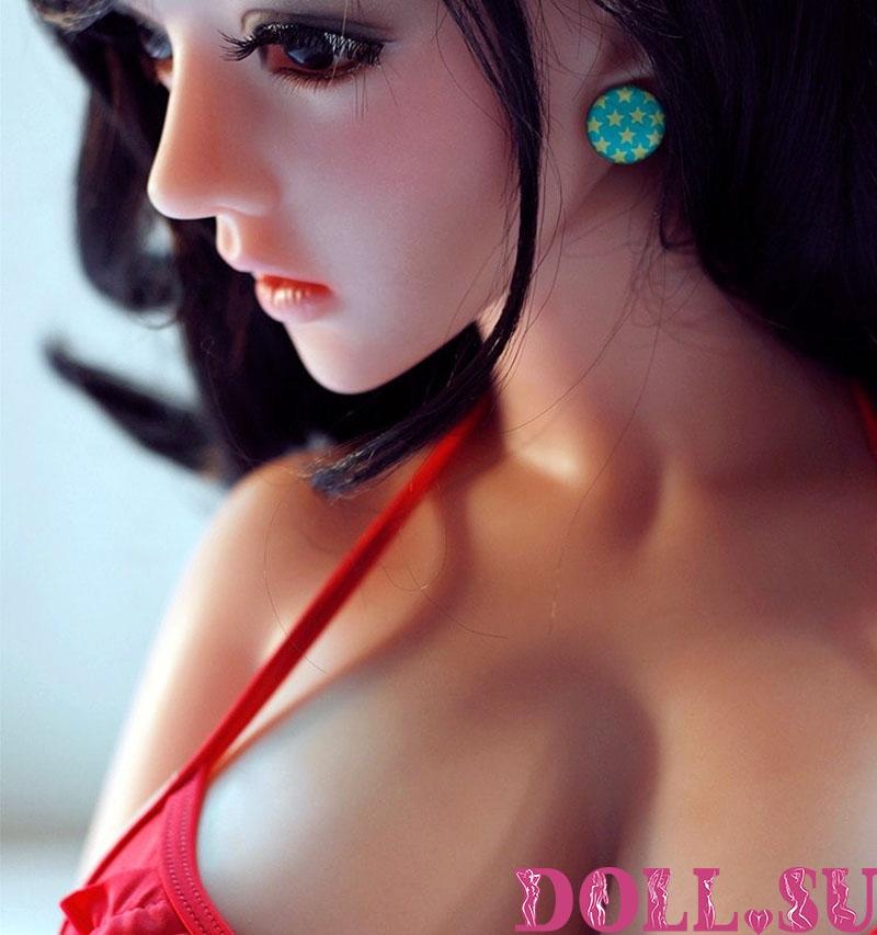 Секс-кукла с Голосом и Подогревом Эвиса 111 см TPE-Силикон - 6