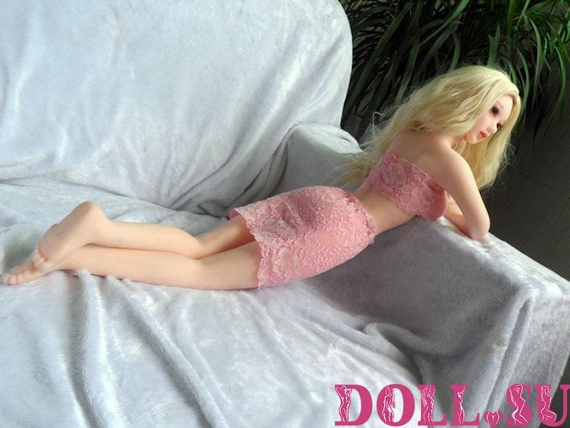 Мини секс кукла Жаклин 68 см - 9