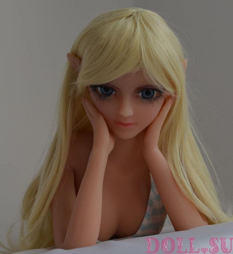 Мини секс кукла Эльфа 80 см - 3