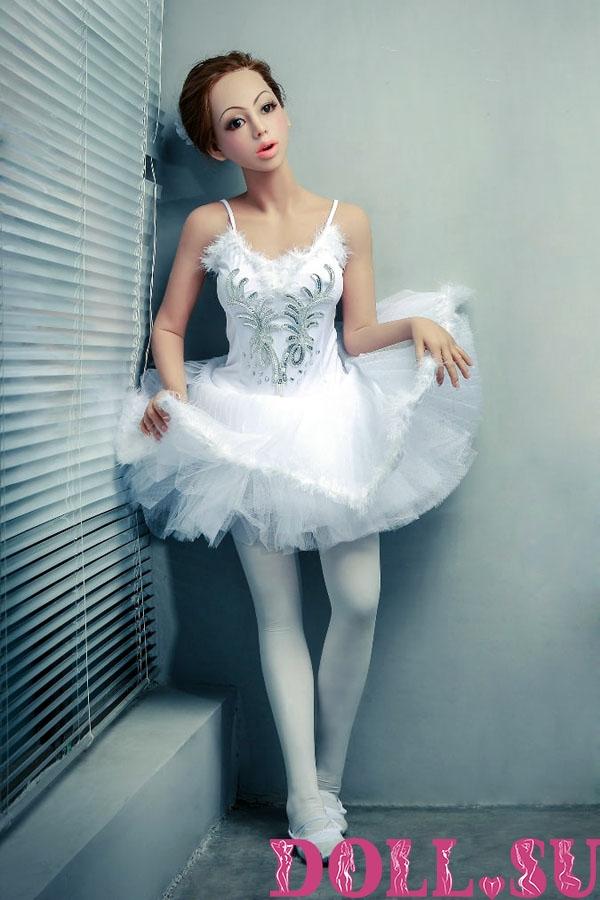 Секс-кукла с Голосом и Подогревом Гелианна 145 см TPE-Силикон - 2