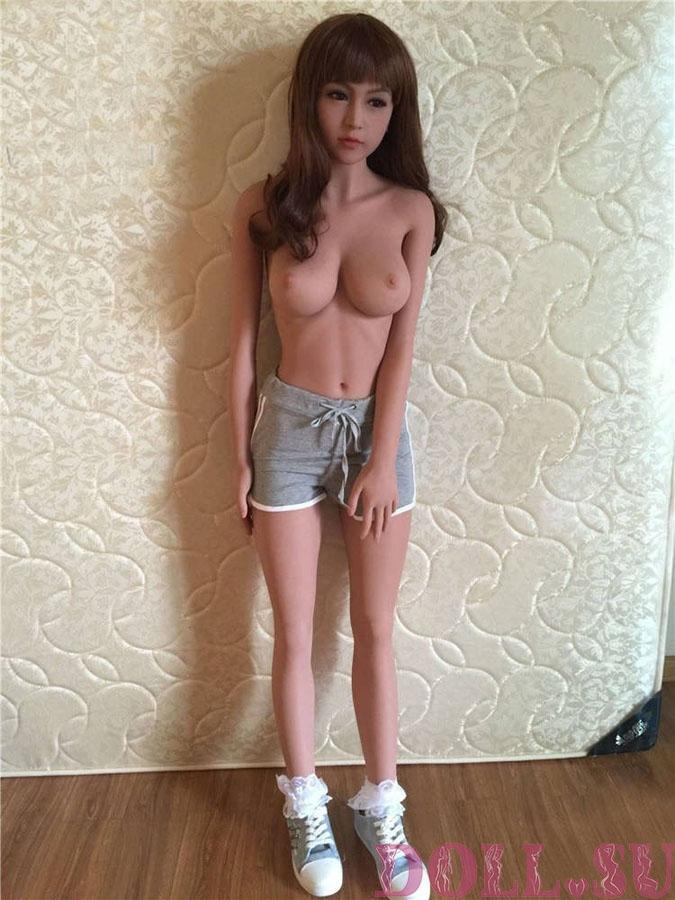 Секс кукла Несса 146 см - 9