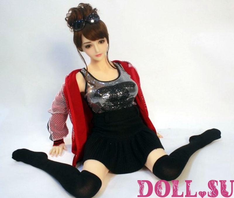 Секс-кукла с Голосом и Подогревом Фиера 160 см TPE-Силикон - 7