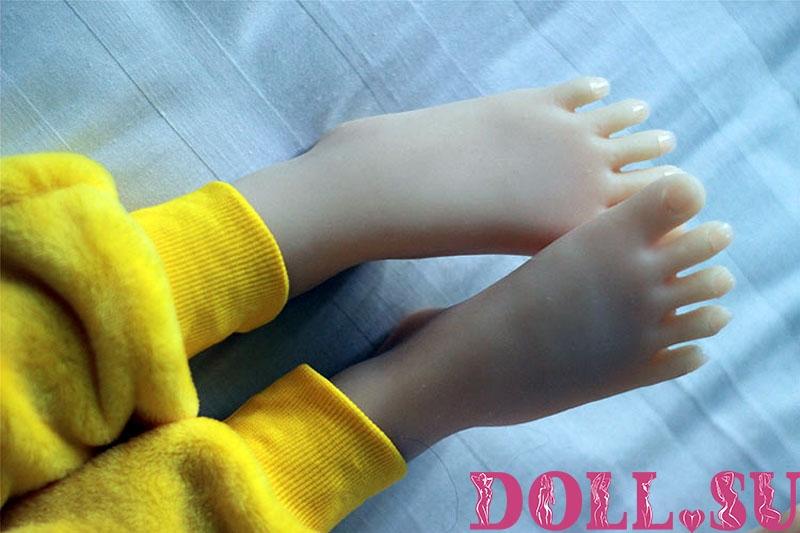 Мини секс кукла Виолла 100 см - 5