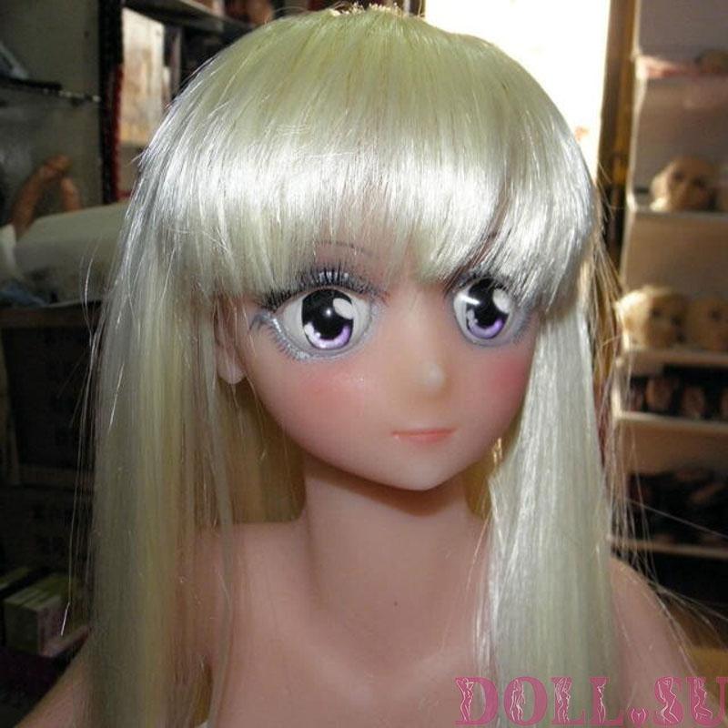 Мини секс кукла Фуджи аниме 80 см - 1