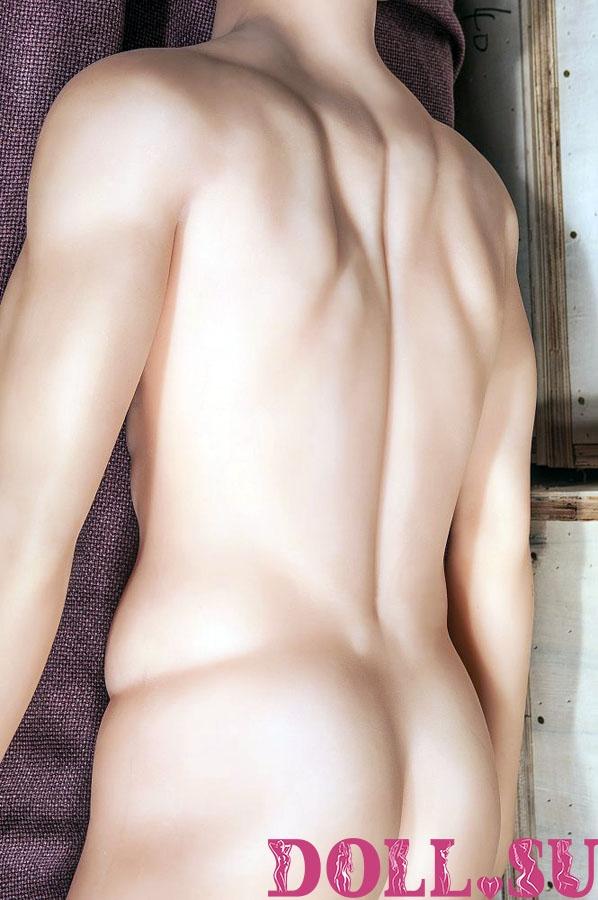 Секс кукла мужчина Джеймс 160 см TPE-силикон - 1
