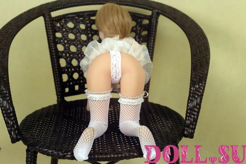 Мини секс кукла Юнита 65 см - 5