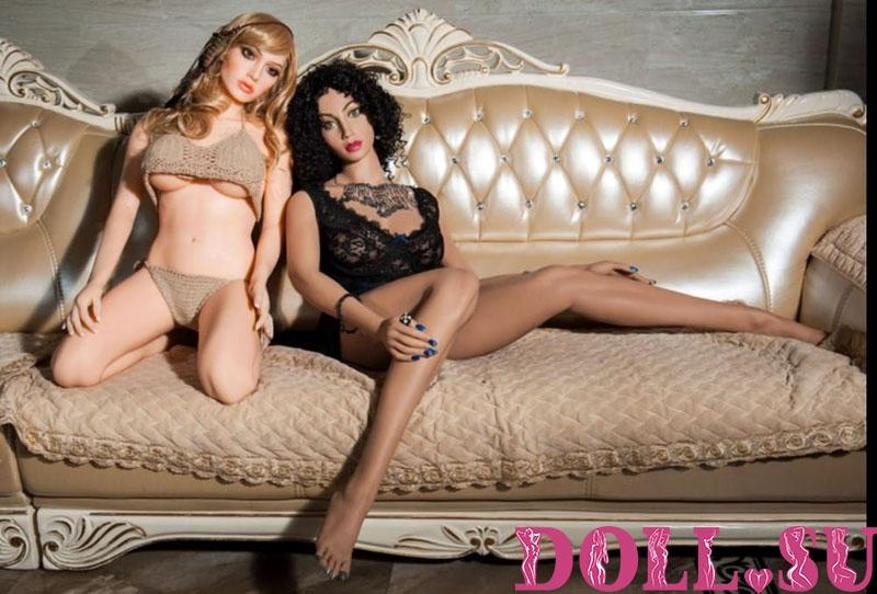 Секс-кукла с Голосом и Подогревом Эстрелла 162 см TPE-Силикон - 7