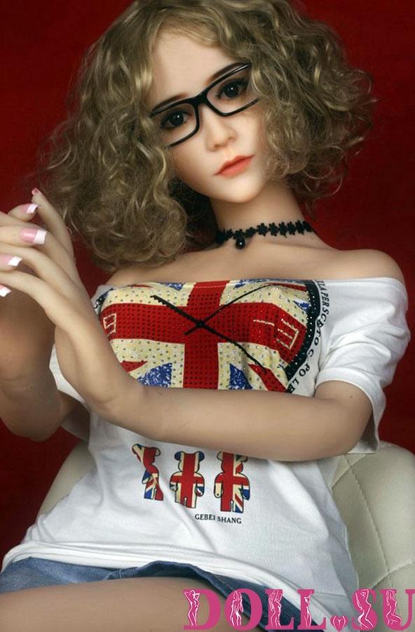 Секс-кукла с Голосом и Подогревом Калерия 156 см TPE-Силикон - 5