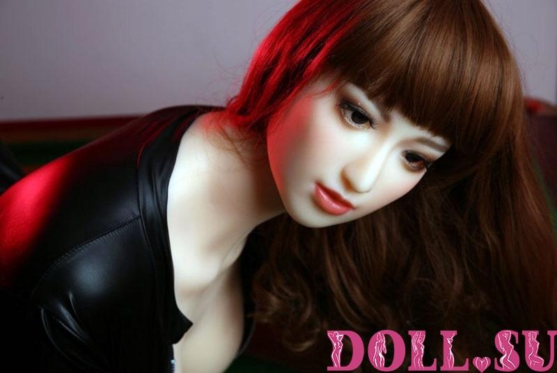 Секс-кукла с Голосом и Подогревом Арли 170 см TPE-Силикон - 7