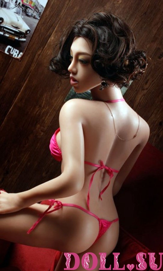 Секс-кукла с Голосом и Подогревом Донелла 145 см TPE-Силикон - 10