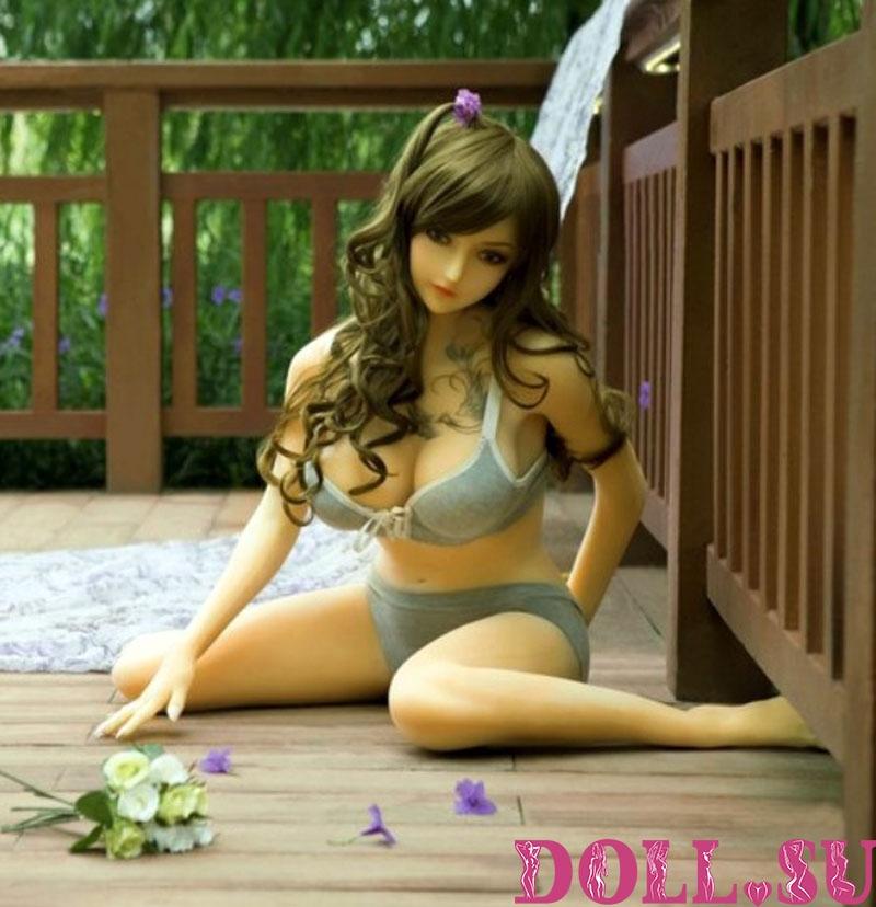 Секс-кукла с Голосом и Подогревом Арабель 160 см TPE-Силикон - 8