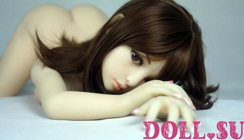 Мини секс кукла Велена 100 см - 11