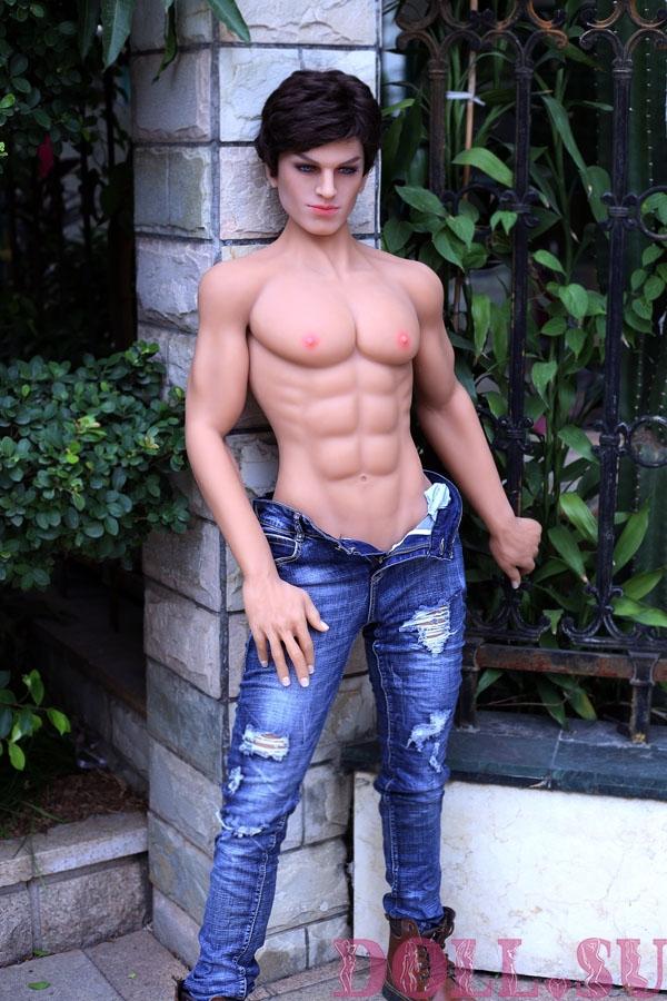 Секс кукла мужчина Джек 160 см - 12