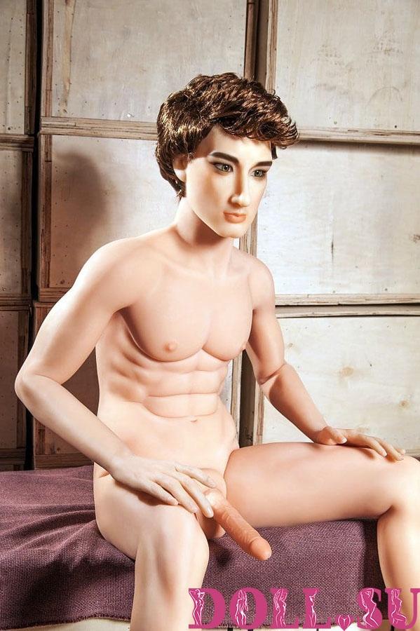 Секс кукла мужчина Джеймс 160 см TPE-силикон - 13