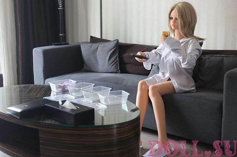 Секс кукла Мелисса 136 см - 10